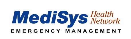 MediSys Health Network <br />Emergency Management